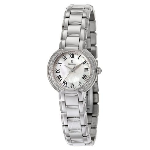 $212.50 Ladies Fairlawn Diamond Watch