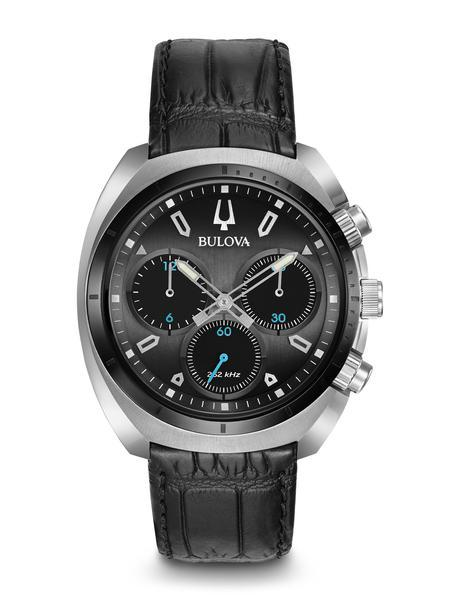 $487.50 Men\'s Curv Chronograph Watch