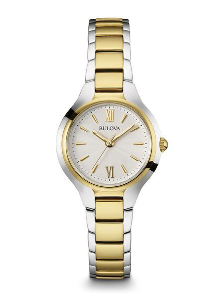 $187.50 Ladies Classic two-tone watch