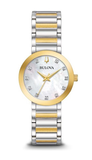 Women's Modern Diamond Watch
