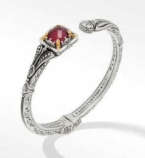 $720.00 Ruby DBLT Bracelet