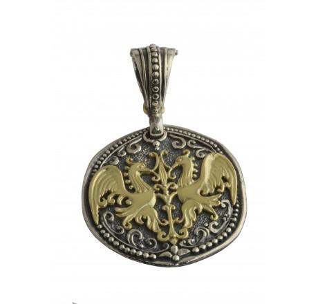 Bird and Tree of Life Pendant