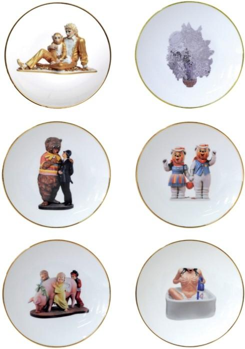 $395.00 Set of 6 Bread & Butter Plates