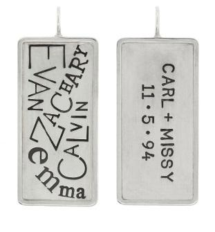 $525.00 Kids And Couple ID Tag