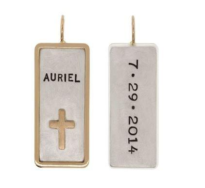 $700.00 Name And Date ID Tag