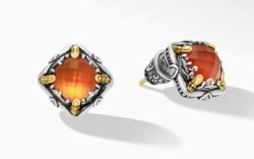 $595.00 Carnelian DBLT Earrings