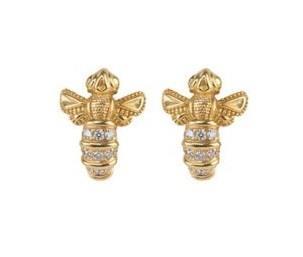 $2,150.00 18k Gold Diamond Earrings