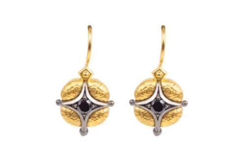 $1,490.00 Black Diamond Spynxh Eye Earrings