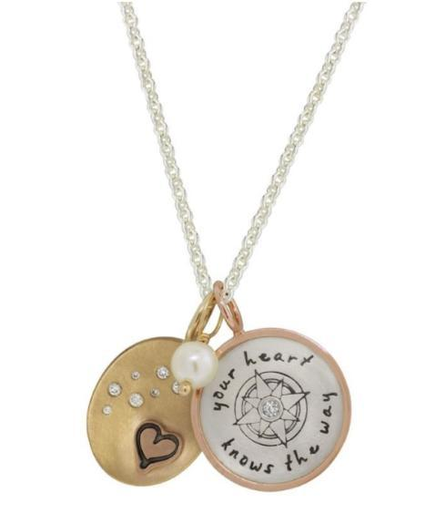 $1,925.00 Your Heart Knows The Way Necklace