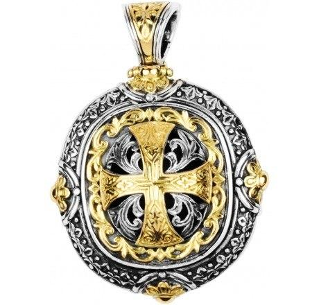 $1,585.00 Cross Pendant