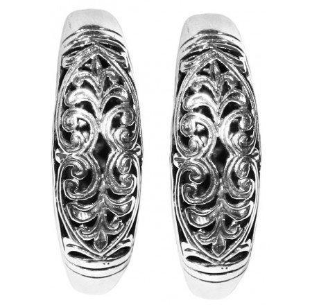$195.00 Medium Daphne Earrings