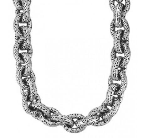 $1,795.00 20 Inch Chunky Chain Nekclace