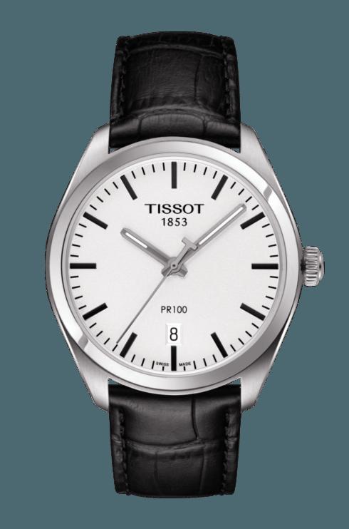$220.00 Mens Tissot PR100 Strap Watch
