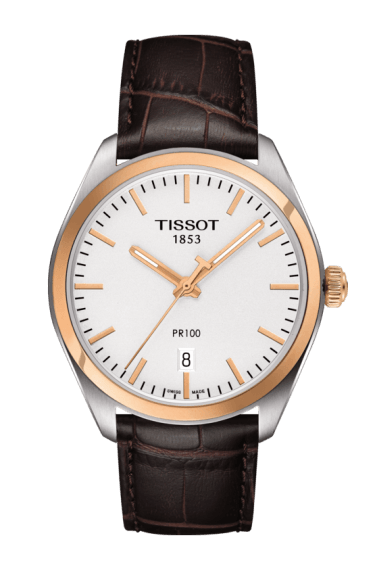 $260.00 Mens Tissot PR100 Strap Watch