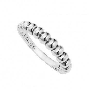 $180.00 FLUTED STACKING RING