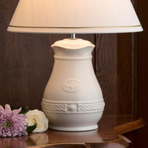 $99.00 CLADDAGH LAMP AND SHADE
