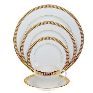 Haviland  Plumes D'Or Plumes Or Dinner $79.00