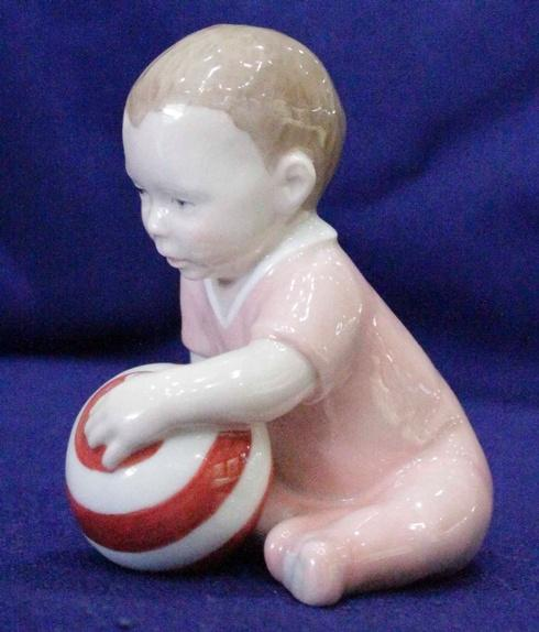 Baby Girl with Ball collection with 1 products