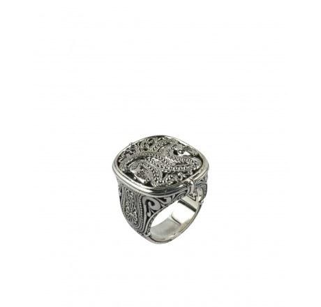 Serpent Ring Unisex