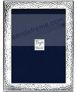 SOUTH Exclusives   Italian Hammered Silver Frame 5x7 $60.00
