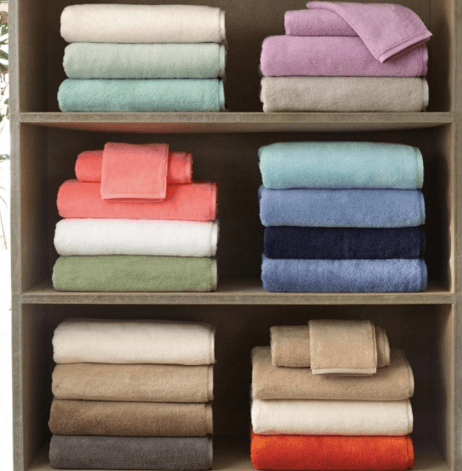 Matouk   Milagro Hand Towel, Linen $22.00
