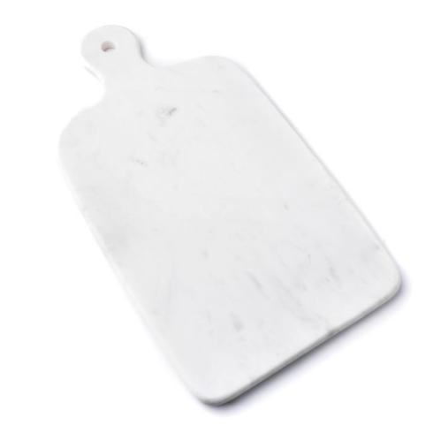 $58.00 Simon Pearce White Marble Cutting Board - White