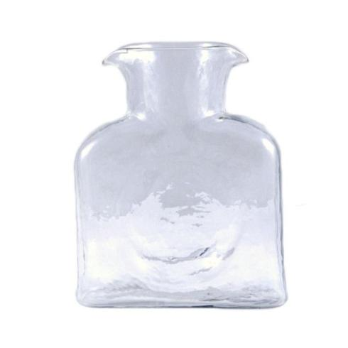 Blenko Glass Co   Crystal Mini Water Bottle $45.00