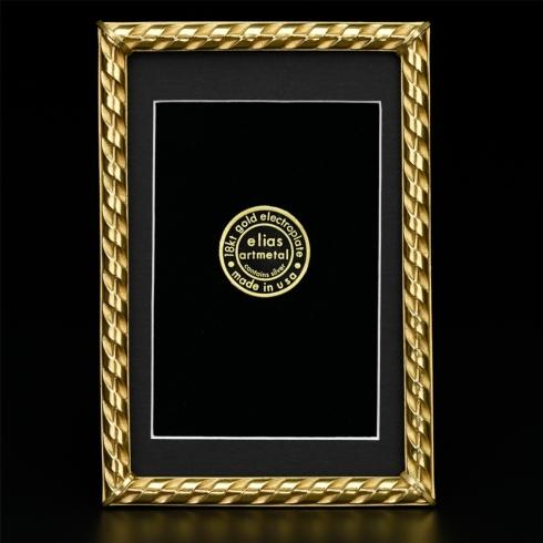 $120.00 Gold Ribbon - 4x6