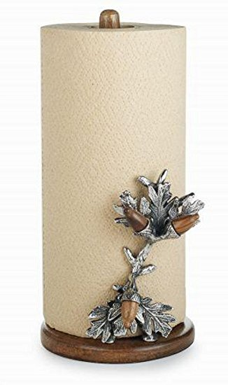 $42.50 ACORN PAPER TOWEL HOLDER