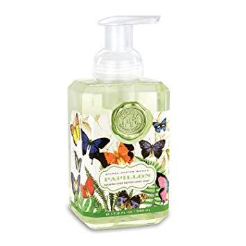 $15.00 PAPILLON FOAM SOAP