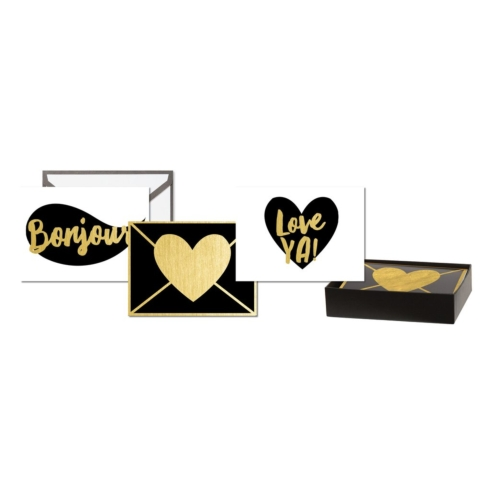 STATIONERY collection with 6 products