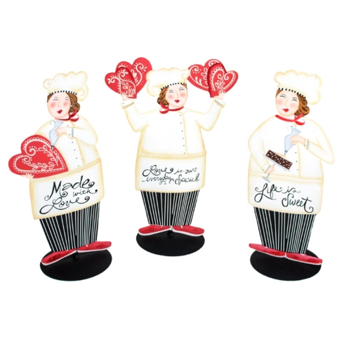 Made With Love Chef Trio - Asst. 3 collection with 1 products