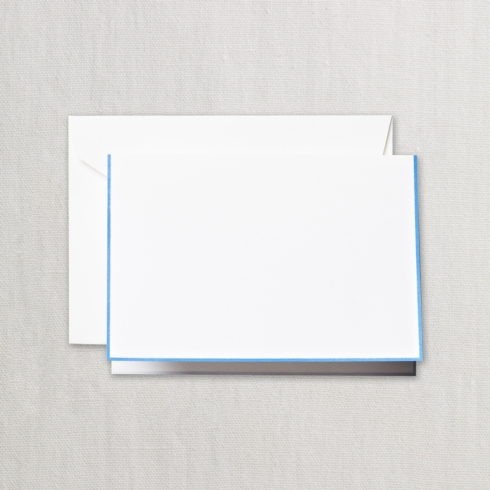 $20.00 Newport Blue Bordered Pearl White Note