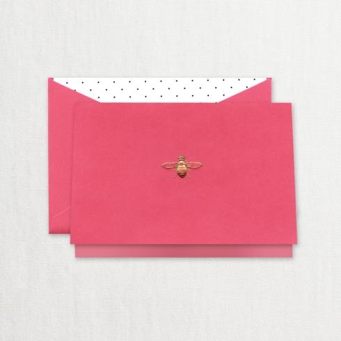 $29.00 Engraved Hibiscus Queen Bee Note