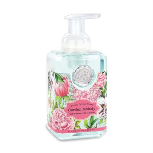 $15.00 GARDEN MELODY FOAM SOAP
