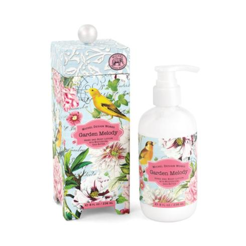 $18.75 GARDEN MELODY BODY LOTION