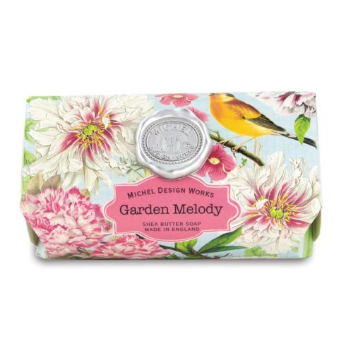 $12.50 GARDEN MELODY BATH BAR