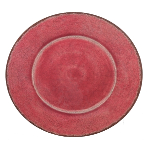 Antiqua Red Family Style Oval Platter collection with 1 products