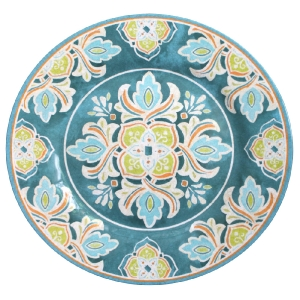 Tangerine Family Style Platter collection with 1 products