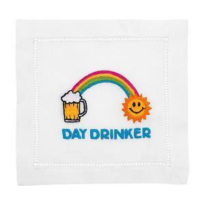 $40.00 Day Drinker Cocktail Napkins set/4