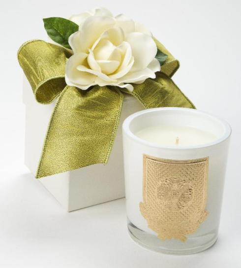 Cape Jasmine Flower Box Candle 8oz. collection with 1 products