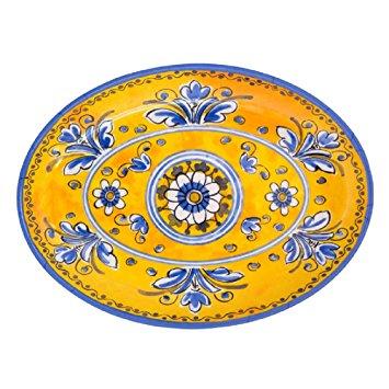 """Le Cadeaux   Benidorm 16"""" coupe platter $34.00"""