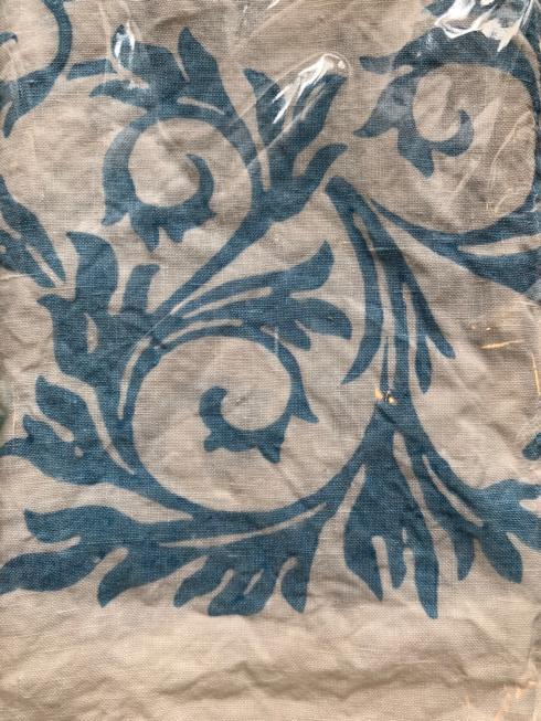 $25.00 Acanto Blu Cleo Dish Towel