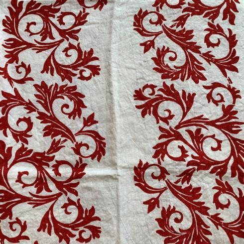 $102.00 Acanto Rosso Table Runner