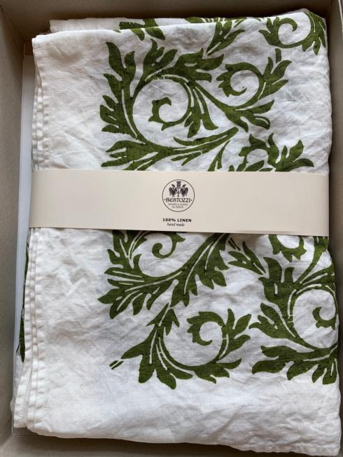 Acanto Verde Cimabue Table Runner collection with 1 products