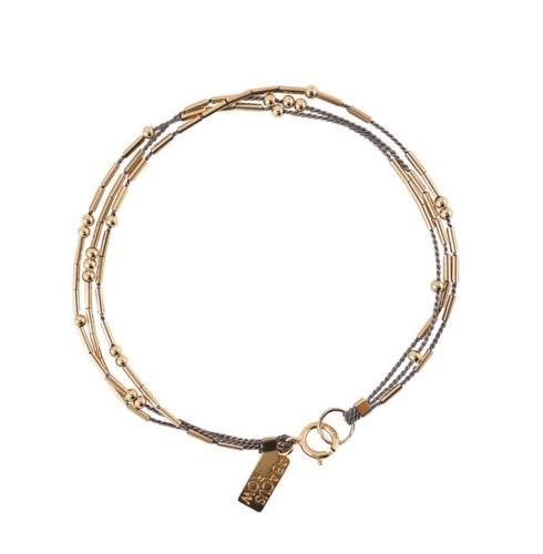 $100.00 Ara Bracelet - Grey