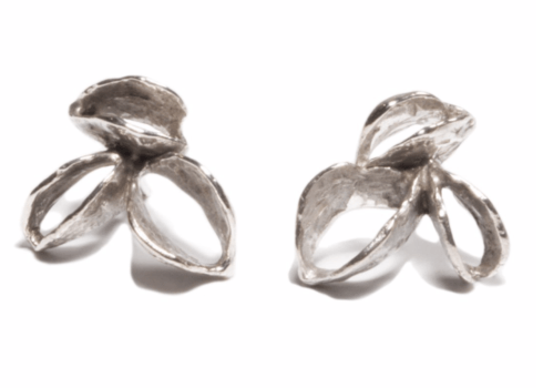 Banksia Pod Earrings - Silver collection with 1 products