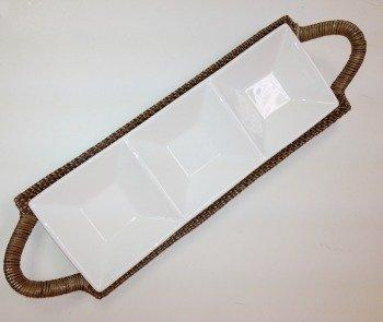 $115.00 Three part tray