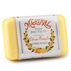 $8.25 citrus pomelo classic bar soap