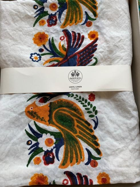 $399.00 Colombi Tablecloth